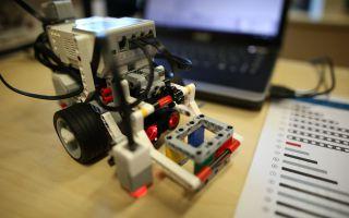 LEGO Mindstorms EV3 Kosmose väljakutse, mänguline robootika algõpe